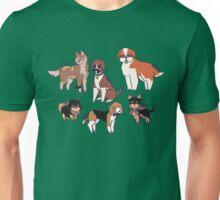 Achievement Hunter Puppy Brigade Unisex T-Shirt