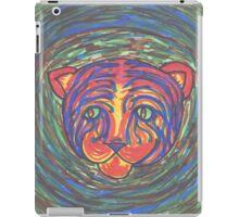 Psychedelic Tiger iPad Case/Skin