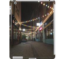 String Lights iPad Case/Skin
