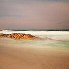 Bay of Fires...Sunset...Tasmania  by Angelika  Vogel