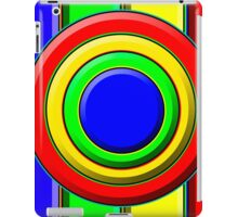 .Pattern A-5. .Expanded Scale Centered. iPad Case/Skin