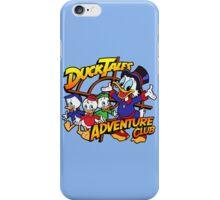 DuckTales Adventure Club iPhone Case/Skin