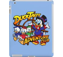 DuckTales Adventure Club iPad Case/Skin