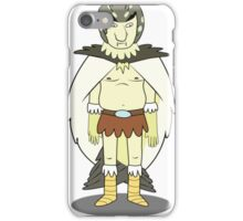 Bird Person (Rick & Morty) iPhone Case/Skin