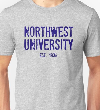 Northwest University Unisex T-Shirt