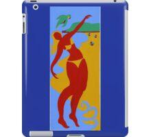 Gold Coast Red Bikini Girl iPad Case/Skin