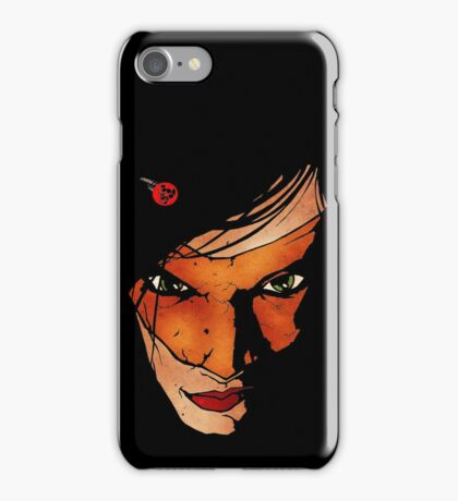 Sister Hazard iPhone Case/Skin