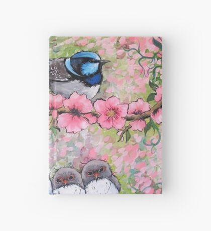 Blossom Family Hardcover Journal