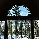 Living Room View by Bryan D. Spellman