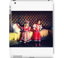 Hailar Girls iPad Case/Skin