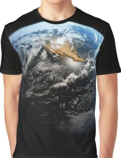 EARTH (from Space) Graphic T-Shirt