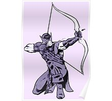 the avenging archer Poster
