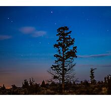 Night Scapes/Redmond Photographic Print