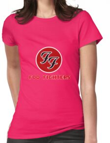 Foo Fighters Womens Fitted T-Shirt