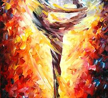Dance Of Love — Buy Now Link - www.etsy.com/listing/167718238 by Leonid  Afremov