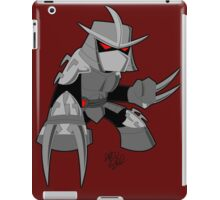 Chibi Shredder (4Kids) iPad Case/Skin