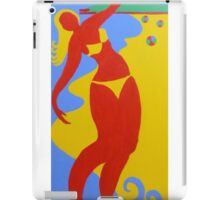 Gold Coast Banner Christmas Holidays 2002 iPad Case/Skin