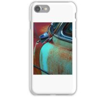 The Sideview Glance of a Classic Buick iPhone Case/Skin