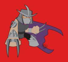 Chibi 80's Shredder Baby Tee