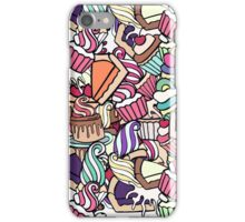 Sweet assorty doodle. iPhone Case/Skin