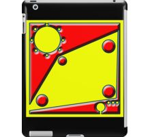 .Pattern B-2. .Centered And Fitted. iPad Case/Skin