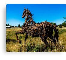 Rusty/Oregon Canvas Print