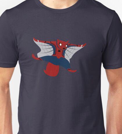 Spider Squirrel Unisex T-Shirt