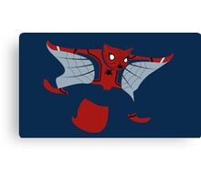 Spider Squirrel Canvas Print
