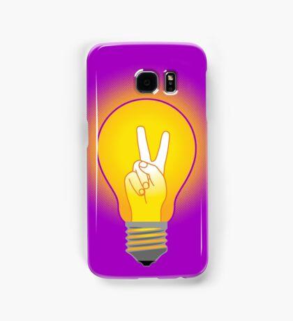 Glowing victory. Samsung Galaxy Case/Skin