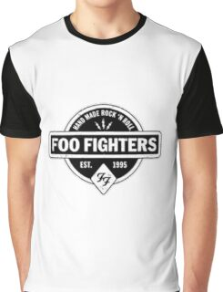 Foo Fighters Graphic T-Shirt