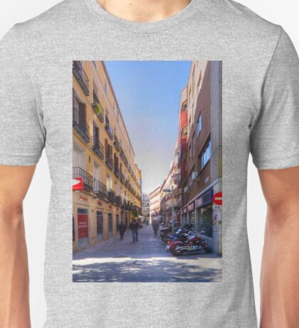 Madrid Old Town Unisex T-Shirt