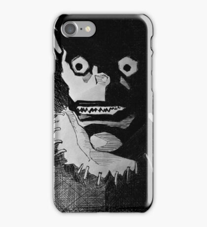 Death Note Ryuk iPhone Case/Skin