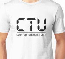 CTU: Counter Terrorist Unit Unisex T-Shirt