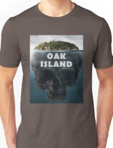 Oak Island Nova Scotia Canada Unisex T-Shirt