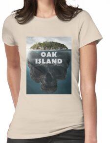 Oak Island Nova Scotia Canada Womens Fitted T-Shirt
