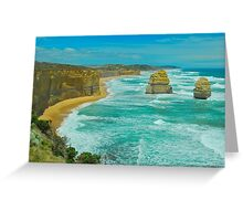 Gibson's Beach Bay Greeting Card