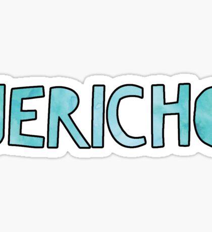 Jericho, New York Sticker