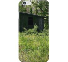 Abandoned Shed  iPhone Case/Skin