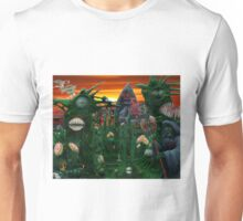 Reaper in Nowhere Land Unisex T-Shirt