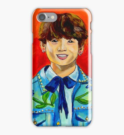 Kookie iPhone Case/Skin
