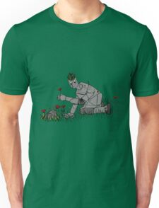 Forest Robot  Unisex T-Shirt