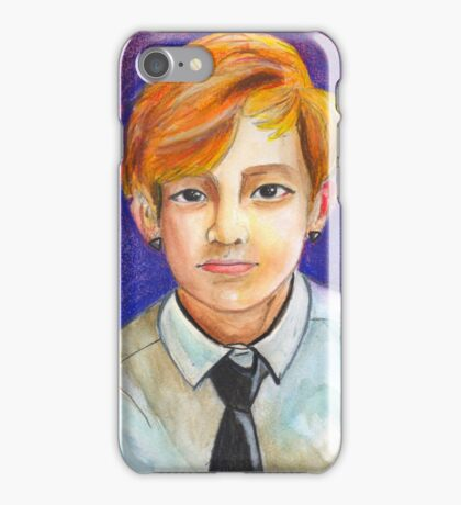 Taehyung iPhone Case/Skin