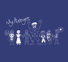 My Avengers by DrewBird