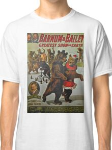 Ringling Brothers and Barnum and Bailey  Classic T-Shirt