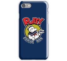 Puffy the Sailor Man iPhone Case/Skin