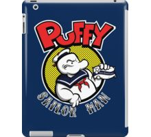 Puffy the Sailor Man iPad Case/Skin