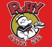 Puffy the Sailor Man One Piece - Long Sleeve