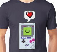 8-bit Love Unisex T-Shirt