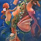 Little Mermaids and the Cinderella Sea Horse by Robin Pushe'e
