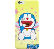 Doraemon Eats Stars iPhone Case/Skin
